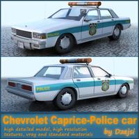 Chevrolet Caprice - Police car #1