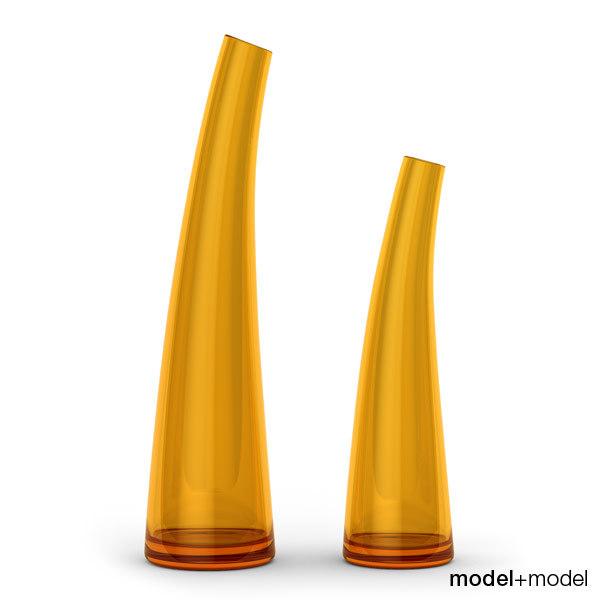 max glass vases leonardo