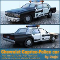 Chevrolet Caprice - Police car #2