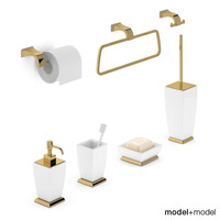 3d bath accessories gessi model