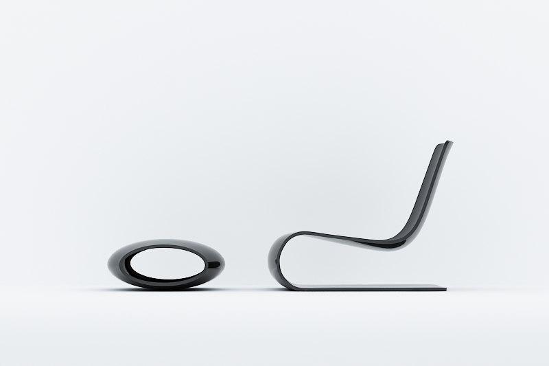 nouvelle vague porro 3d model