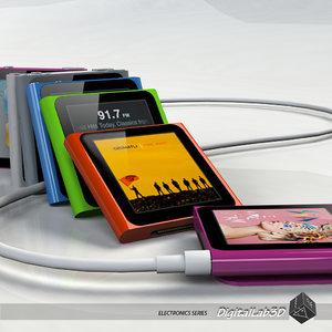 3d nano touch 6th model