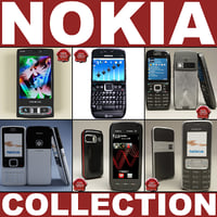 Nokia Phones Collection V3