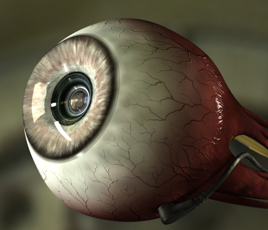 eye camera 3ds
