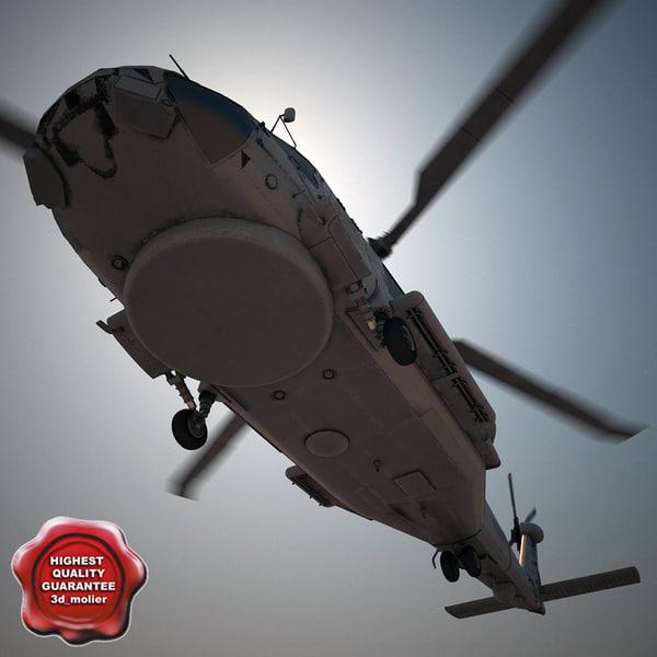 3ds max sikorsky sh-60 seahawk v4