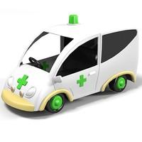 obj ambulance car vehicle