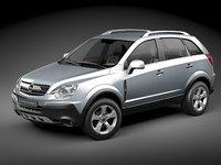 Opel Antara 2009-2012