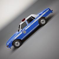 3d model police ny