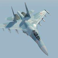 su27b russian 3ds