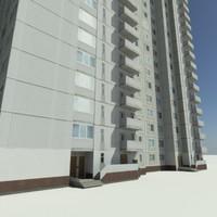 russian build 3d model