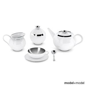 dxf set treasure tea sieger