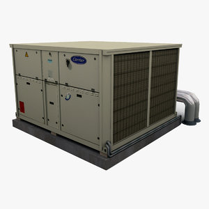 max rooftop hvac chiller