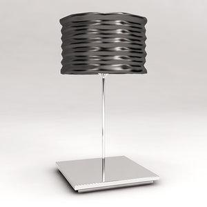 artemide aqua cil floor lamp 3d model
