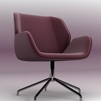 3ds max chair interior