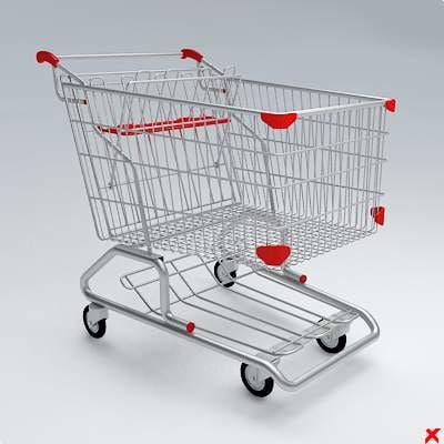 3ds cart shopping