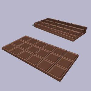 chocolat swiss 3d lwo