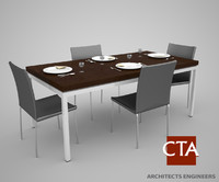 Dinning Table and Set