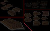 medieval shields max