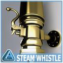 Steam Whistle 3D models