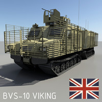 BVS10 Viking ATV