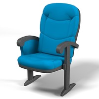 baco cinema theatre armchair chair modern