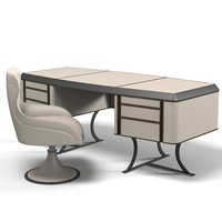baxter modern contemporary office chair table desk