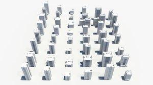 maya buildings city