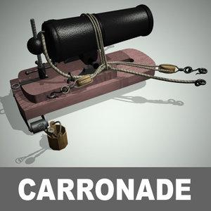 ship carronade max
