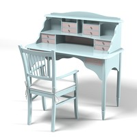 childern desk table kid chair