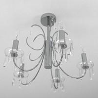 Contemporary chandelier 2