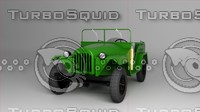soviet military vehicles 3d model