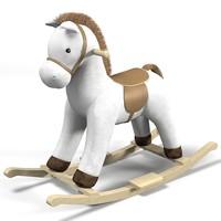 3d horse rocking