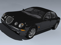Jaguar S-Type (2000)