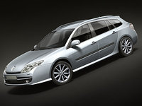 Renault Laguna III break