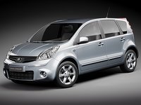 Nissan Note 2009-2012