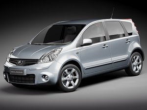 3ds nissan note 2009