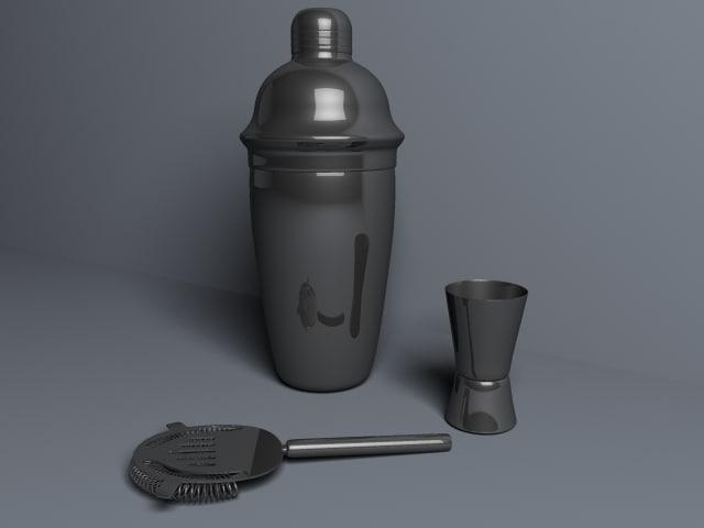 maya shaker