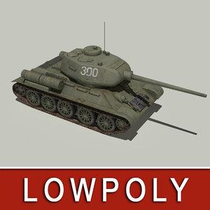 games t-34 tank 85 max