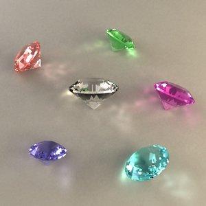 diamond caustics max free