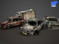 Wreak Car Collection III