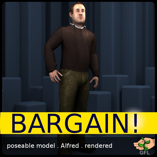 free obj mode alfred resolution real-time