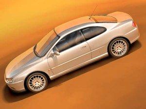 peugeot 406 coupe 3d max