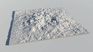 desert terrain landscape max
