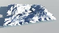 Mountain Terrain 02