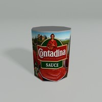 3d tomato sauce 4 levels