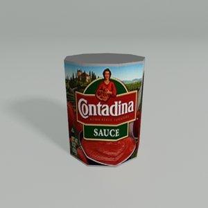 3d tomato sauce 4 levels