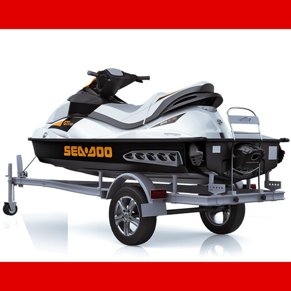 trailer jet ski sea doo 3ds