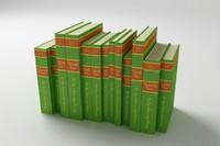 3ds max books green