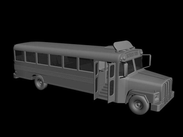 school bus max