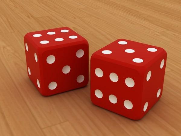 casino dice 3d 3ds